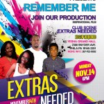 Extras Wanted for a Club Scene Filming in Philly, PA