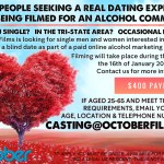 Casting New Yorkers 25 to 65 for Paid Commercial Project