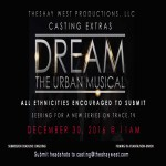Extras in Atlanta for Urban Musical Production