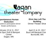 "Acting Auditions in Eagan, MN for ""Elvis Has Left The Building"""
