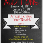 African Heritage Cultural Arts Center in Miami Holding Auditions for Teens