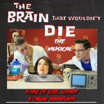 "Auditions in Charleston, SC for Lead Roles  in Musical ""The Brain That Wouldn't Die"""