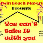 "Acting Auditions in Maryland for Stage Play ""You Can't Take it with You"""