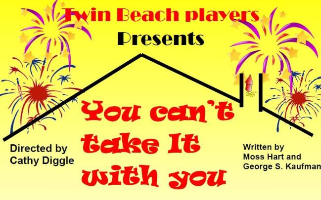 You Can't Take it with You theater play