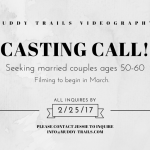 Casting Married Couple Ages 50 to 60 for Relationship Video Series in Raleigh NC