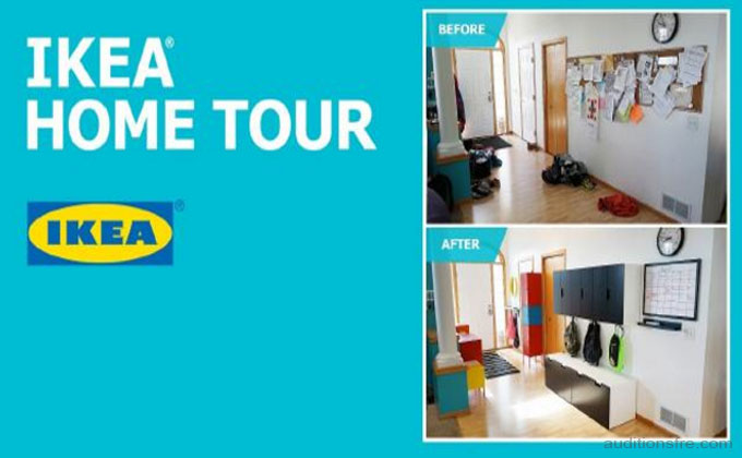 Home makeover series ikea home tour coming to portland oregon auditions free - Ikea tours fermeture ...
