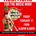 "New Haven, CT Auditions for ""The Music Man"""