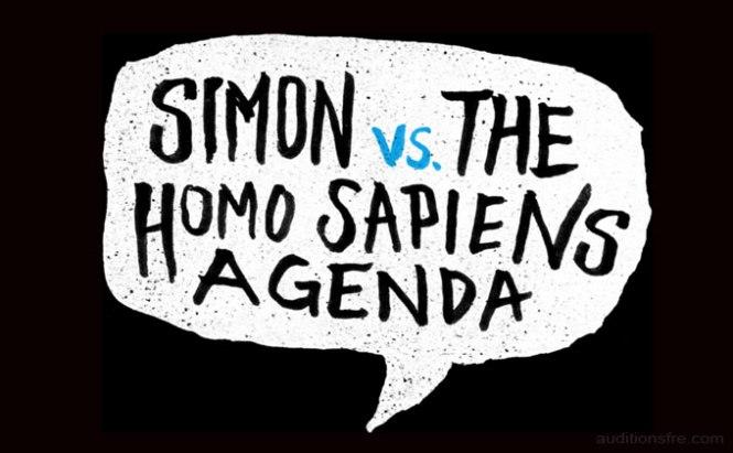 Simon Vs. The Homosapiens Agenda cast
