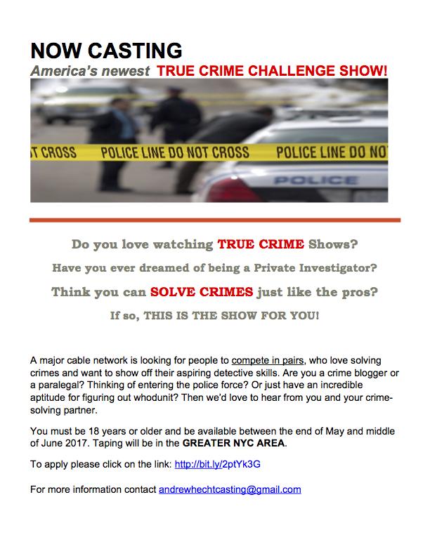 crime show