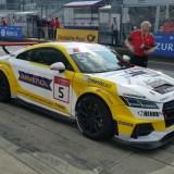 Audi TT Cup- foto
