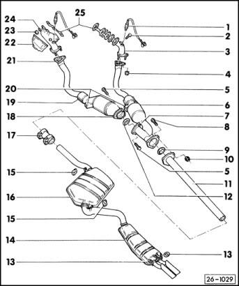 2001 Audi S4 Exhaust Diagram - Wiring Diagrams