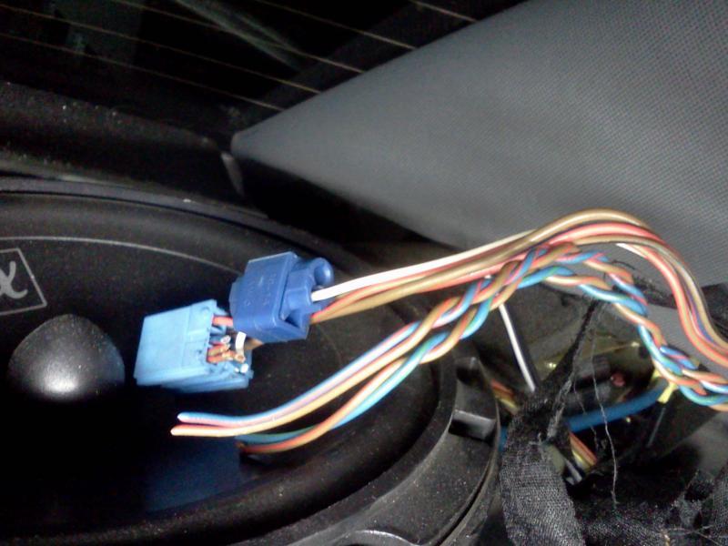 DIY Rear Speaker Replacement / Rear amplifier bypass - AudiWorld Forums