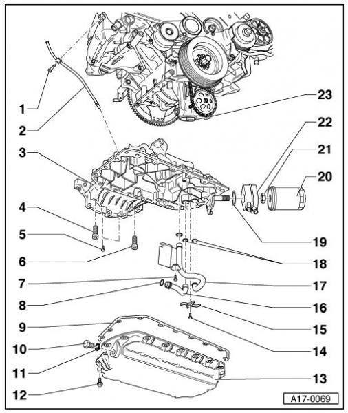 2009 audi engine diagram