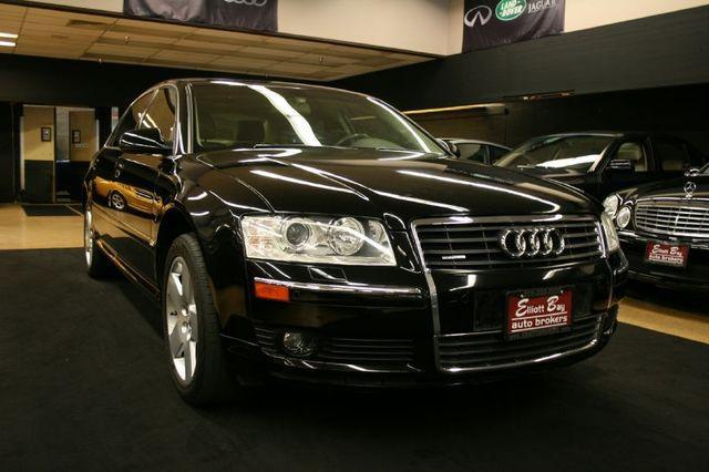 2004 audi a8 front bumper conversion