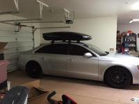 A8L Roof Rack for Bikes? - AudiWorld Forums