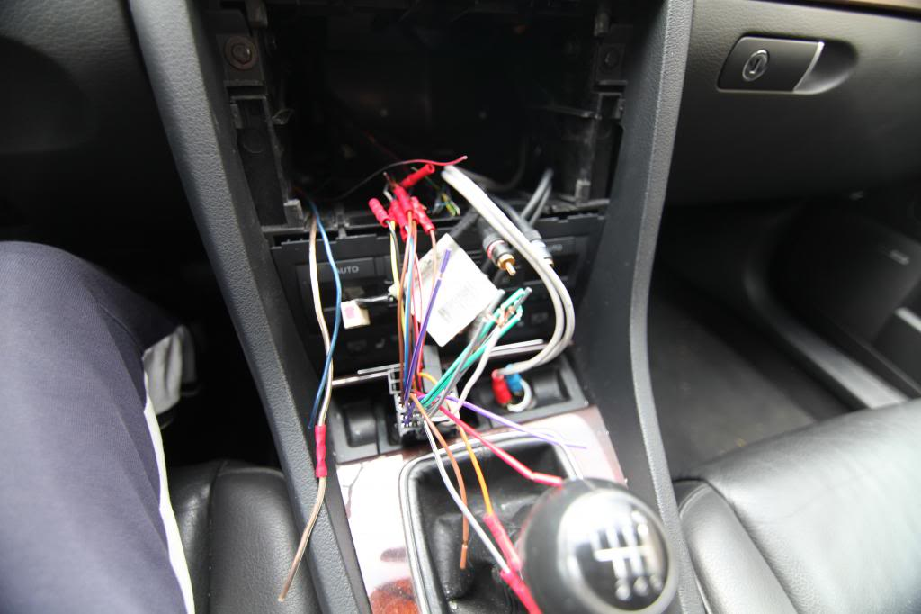 2007 Audi A4 Symphony Wiring Radio