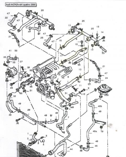 Volkswagen Gli Engine Cooling Diagram Wiring Schematic Diagram