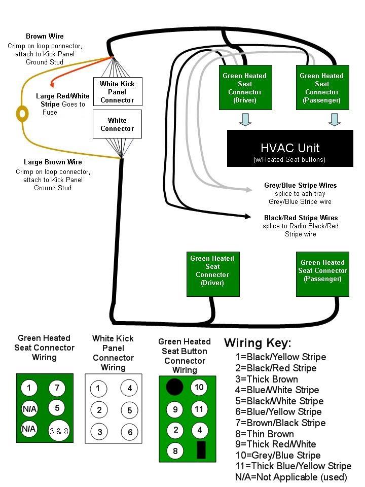 Audi Seat Wiring - Wiring Diagram Online