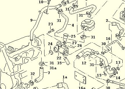 Audi B5 Engine Diagram Wiring Diagram