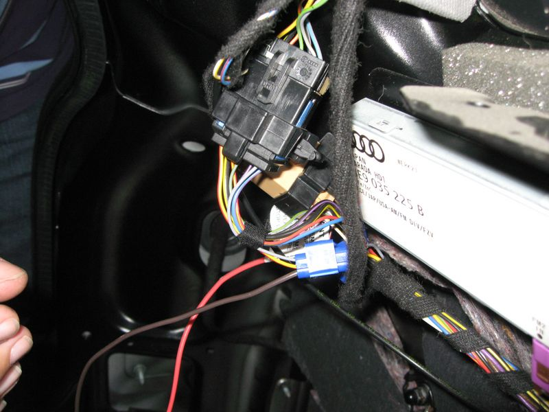 Audi A4 Trailer Wiring - Wiring Data Diagram