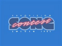 Logo Eurovision Song Contest 1985