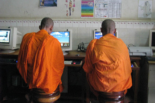 Gaming Monks wide
