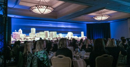 The State of the Industry Breakfast, an annual Travel Portland Event.