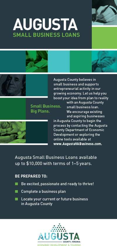 Small Business - Augusta County Economic Development