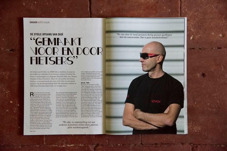 Ekoi. Grinta! Magazine