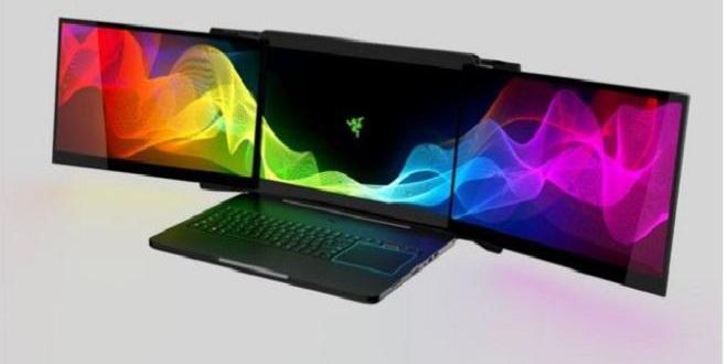 全球首台三屏电玩笔记本电脑被盗