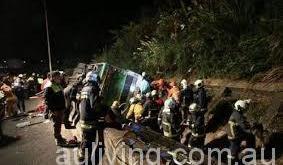 目前已有23名乘客死亡。(网络图片)