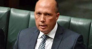 澳洲联邦移民部长Peter Dutton