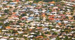 新屋空置多,加劇住房危機(網路圖片)
