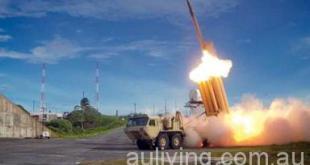 美國務卿蒂勒森抵達中國 就朝鮮核威脅進行會談。(網路圖片)