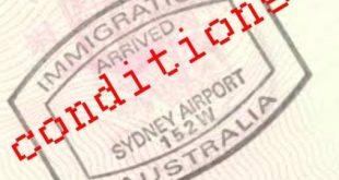 Visa-Conditions