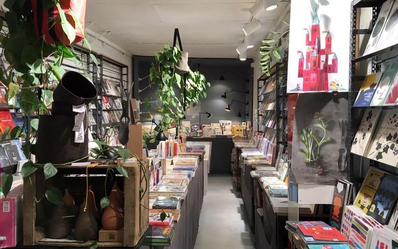 Librairie Artazart à Paris pour enfants et passionnés d'arts, photographie, design, architecture, cuisine...