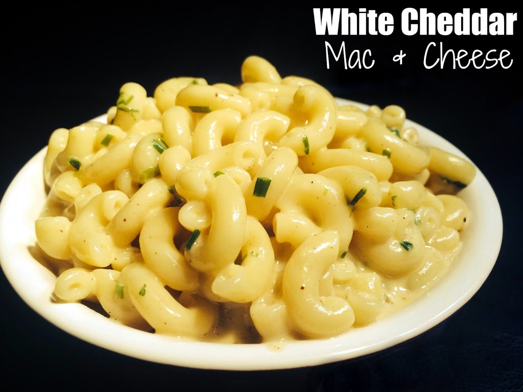 Stovetop White Cheddar Macaroni And Cheese