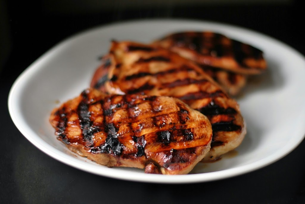 'Pantry Raid' Grilled Chicken Marinade