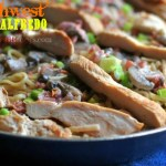 Southwestern Grilled Chicken Pasta