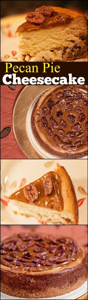 Pecan Pie Cheesecake | Aunt Bee's Recipes