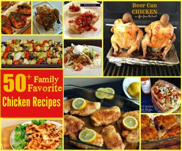 Family Favorite Chicken Recipes | Aunt Bee's Recipes