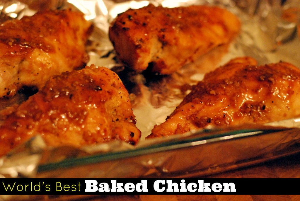 The worlds best baked chicken aunt bees recipes worlds best baked chicken aunt bees recipes forumfinder Gallery