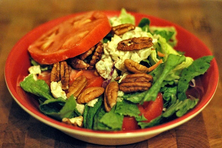 Southern pecan chicken salad aunt bees recipes southern pecan chicken salad aunt bees recipes forumfinder Gallery