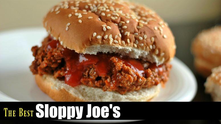 Sloppy Joe's | Aunt Bee's Recipes