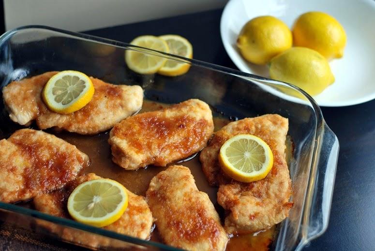 Brown Sugar & Lemon Chicken Breast