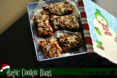Magic Cookie Bars | Aunt Bee's Recipes