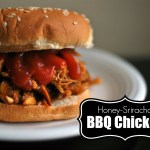 Honey-Sriracha BBQ Chicken