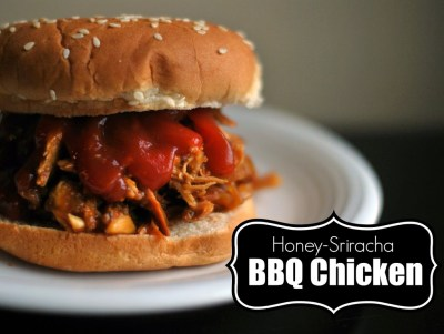 Honey-Sriracha BBQ Chicken | Aunt Bee's Recipes