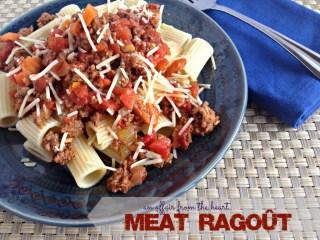 Meat Ragout