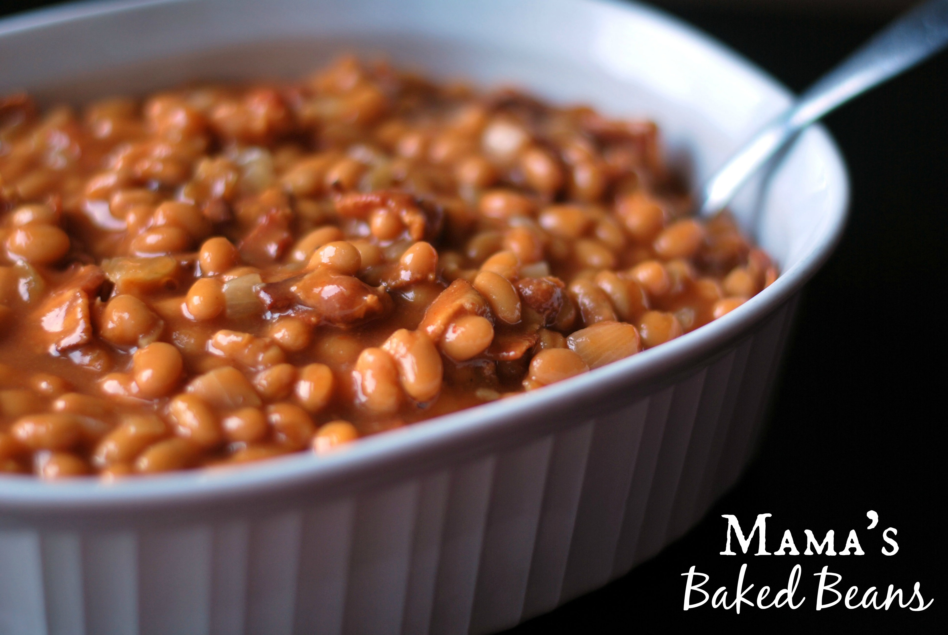 Mama's Baked Beans